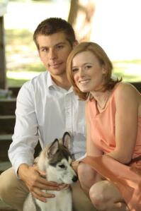 Jess and Dustin