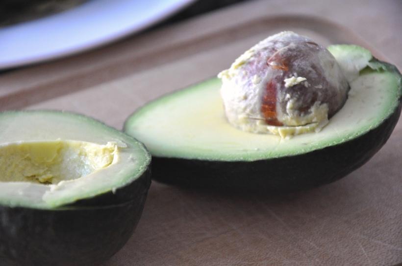 Avocado makes it even better.